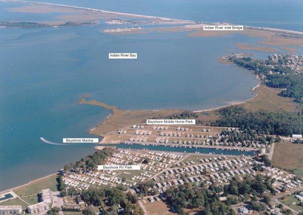 Bayshore Rv Campground And Marina Camp Ground Mobile